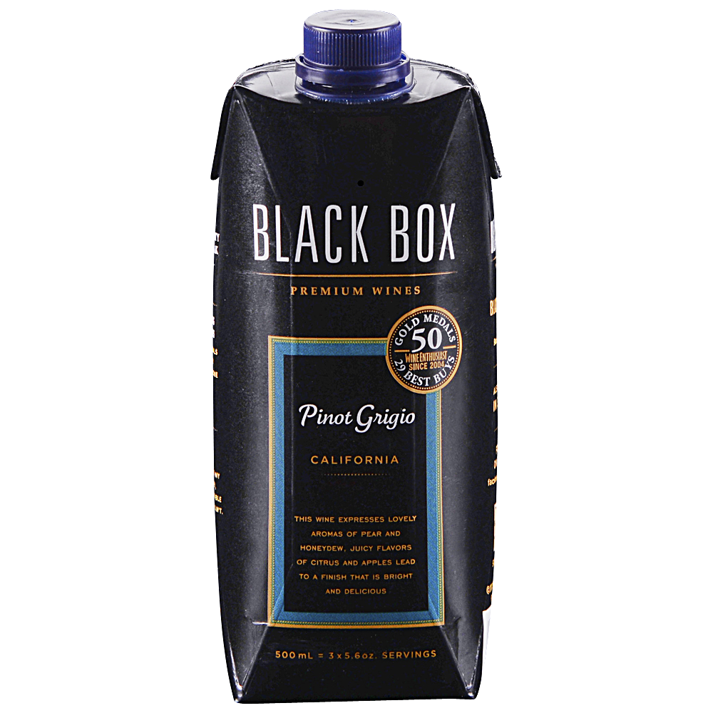 black box pinot grigio review