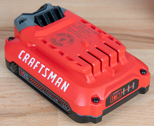 craftsman 19.2 lithium ion battery review