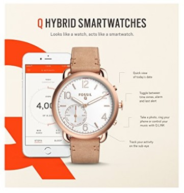 fossil q hybrid smartwatch review