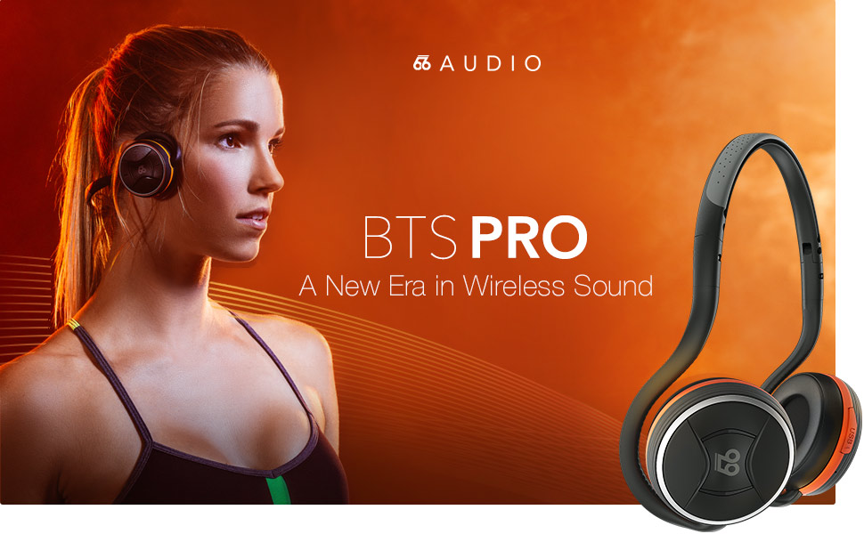 66 audio bts pro bluetooth 4.2 wireless sports headphones review