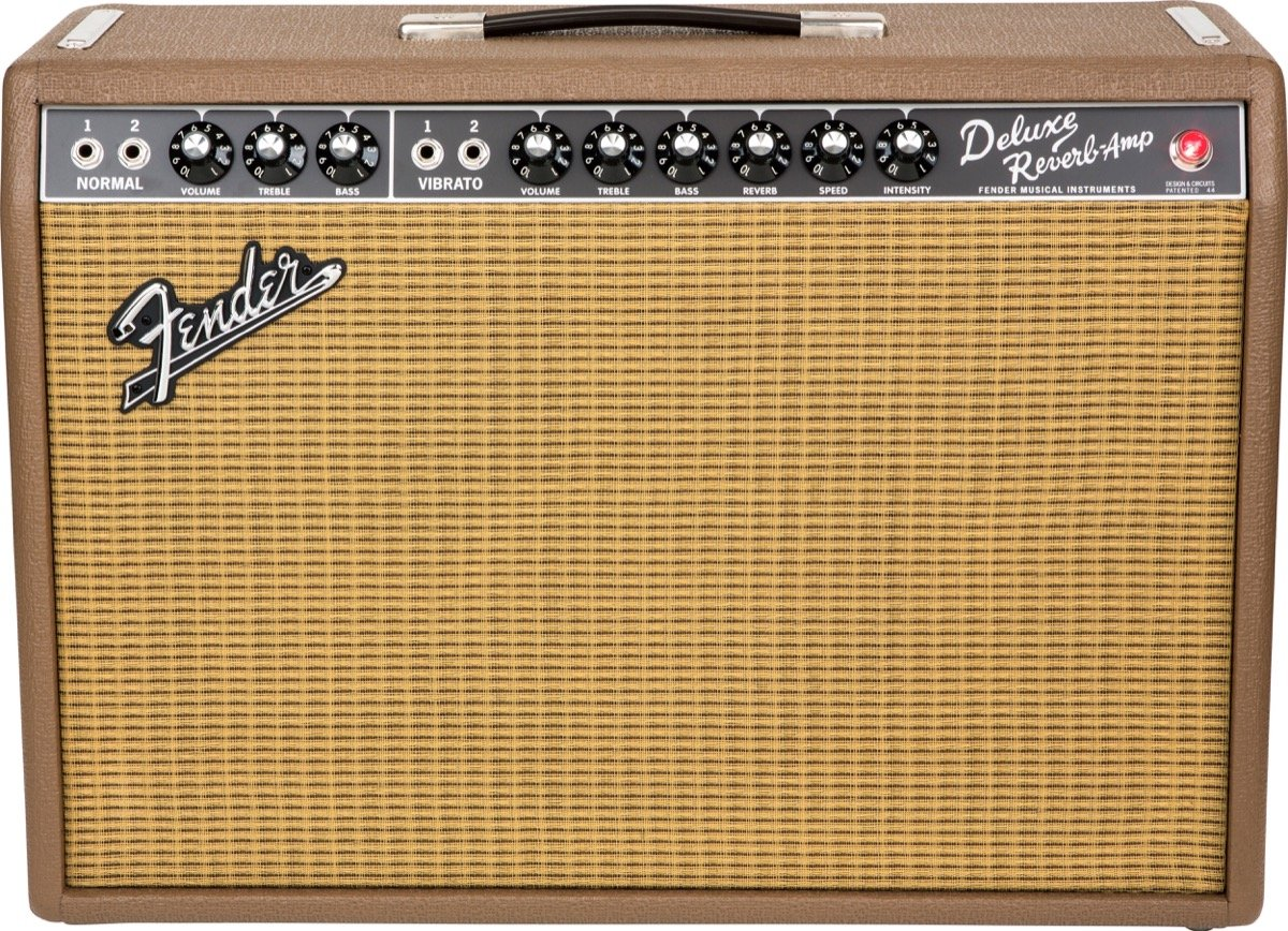 fender 65 deluxe reverb review