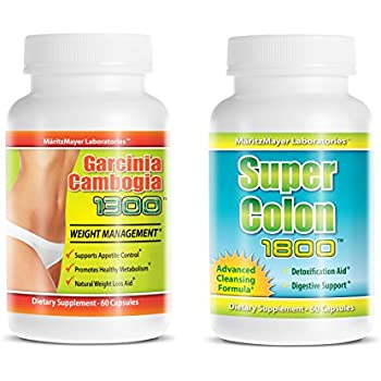 garcinia cambogia and colon cleanse reviews