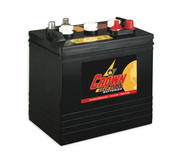 crown golf cart batteries review