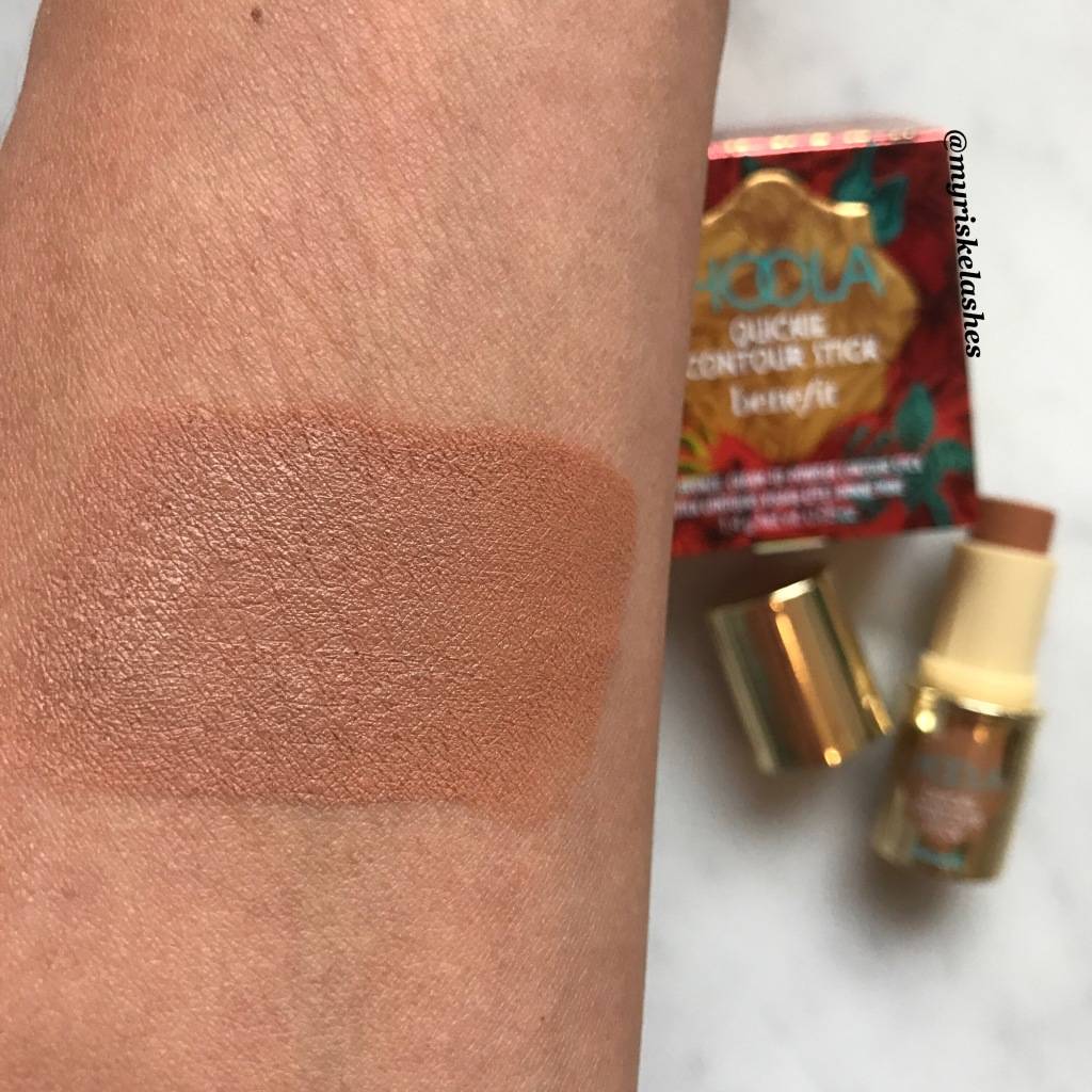 hoola cream to powder quickie contour stick review