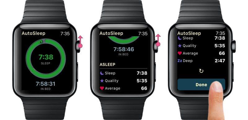 apple watch sleep tracking review