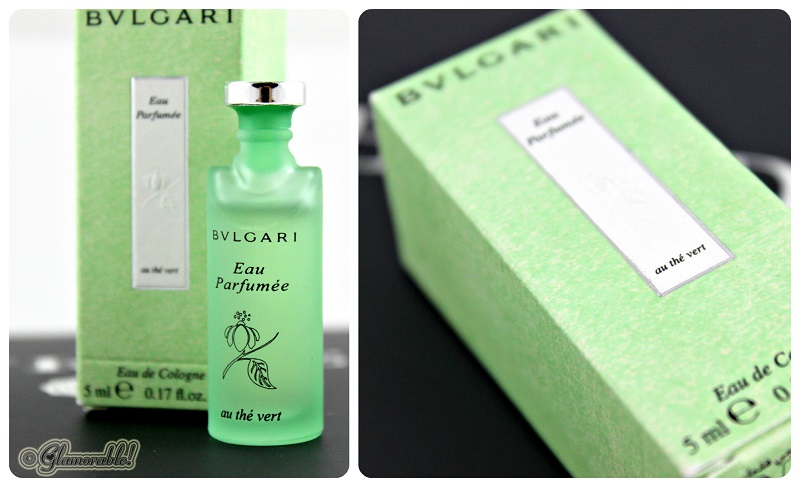 bvlgari au the vert review