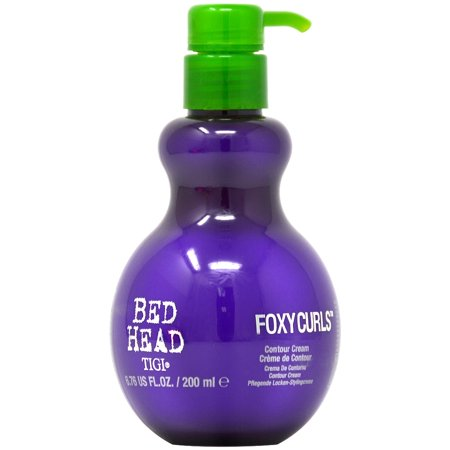 bed head foxy curls contour cream review
