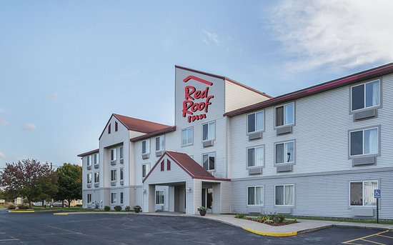 red roof inn willowbrook il reviews
