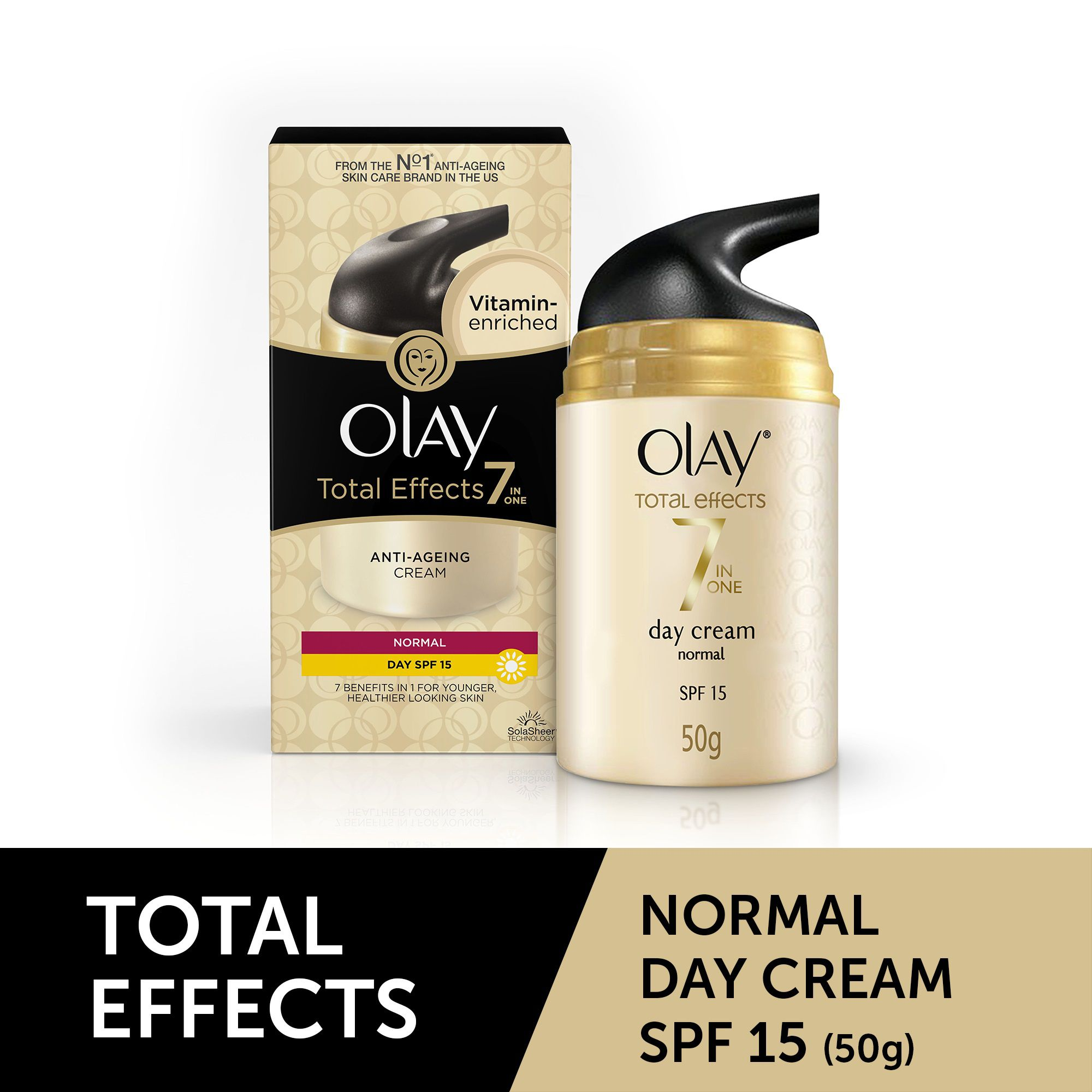 olay total effects 7in1 anti aging daily moisturizer review
