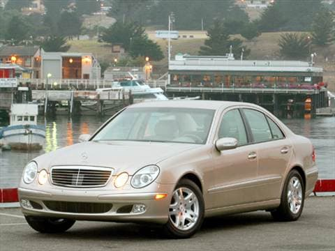 2004 mercedes benz e320 review