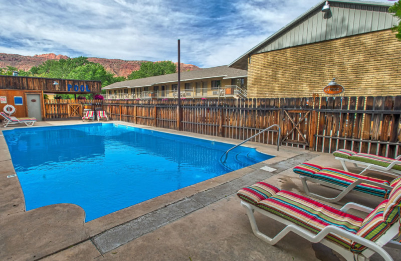 rustic inn moab utah reviews