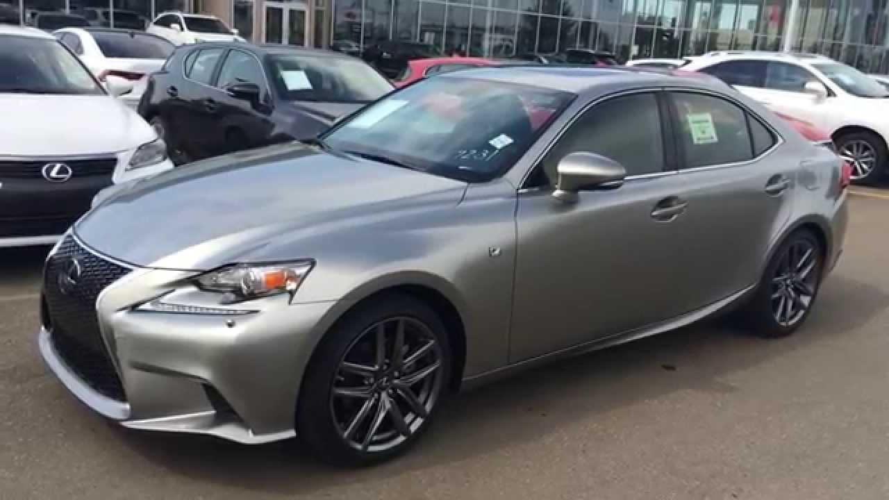 2015 lexus is 250 review