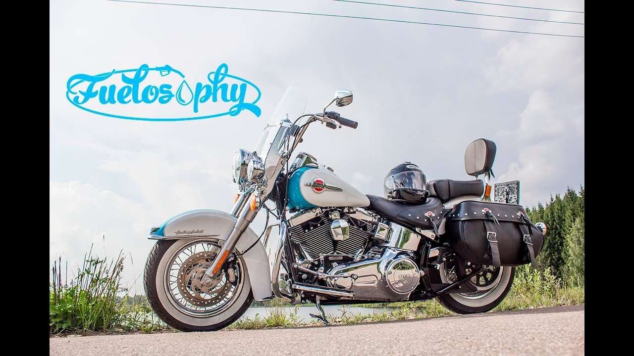 harley softail heritage classic review