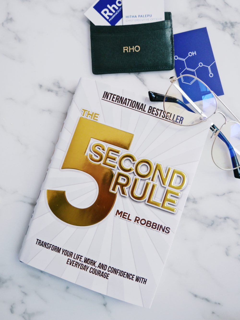 5 second rule mel robbins review