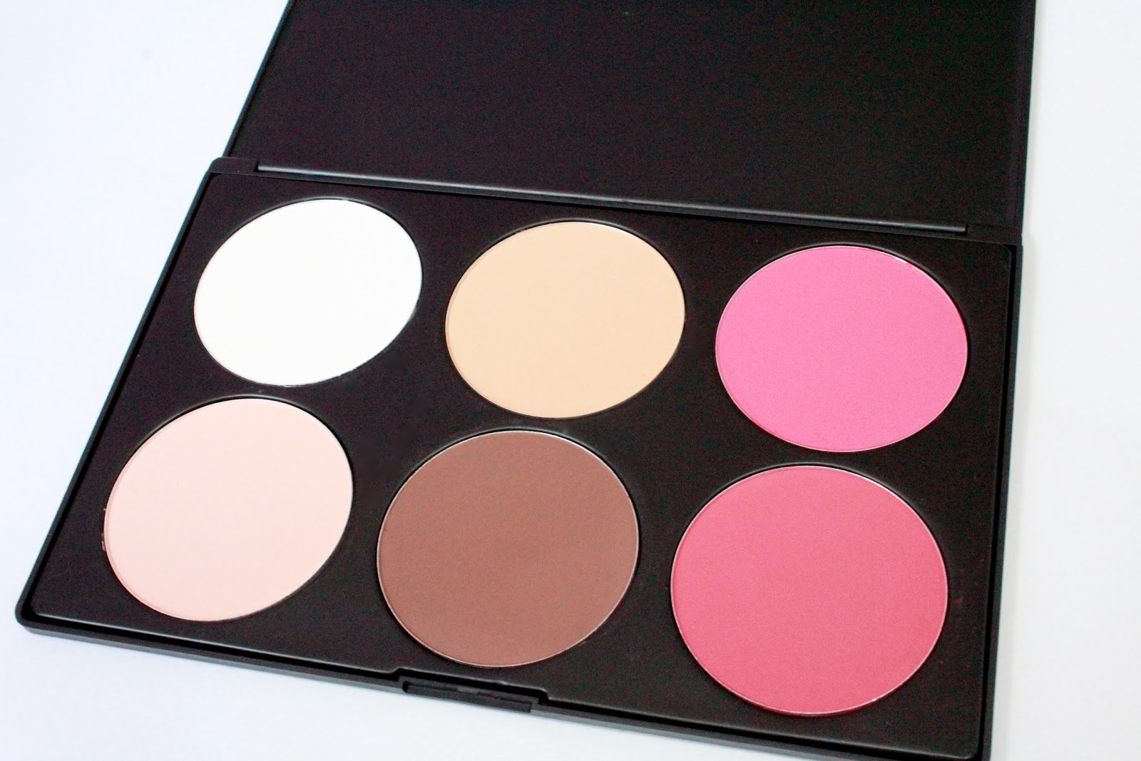 bh cosmetics cream contour palette review