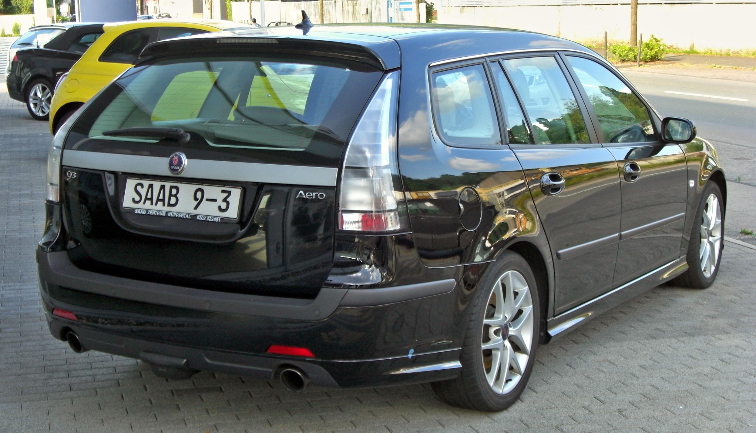 2006 saab 9 3 aero 2.8 v6 turbo review
