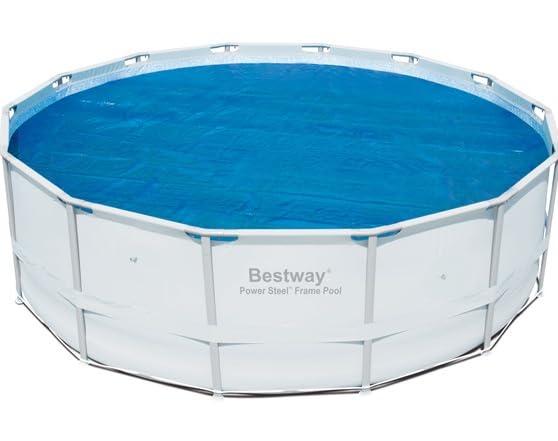 bestway solar pool cover reviews