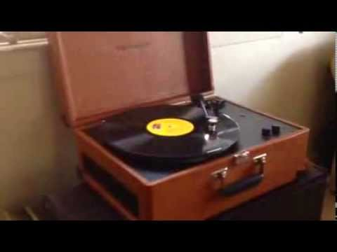 crosley keepsake record player review