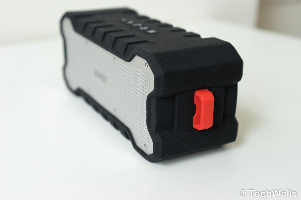 aukey soundtank bluetooth speaker review
