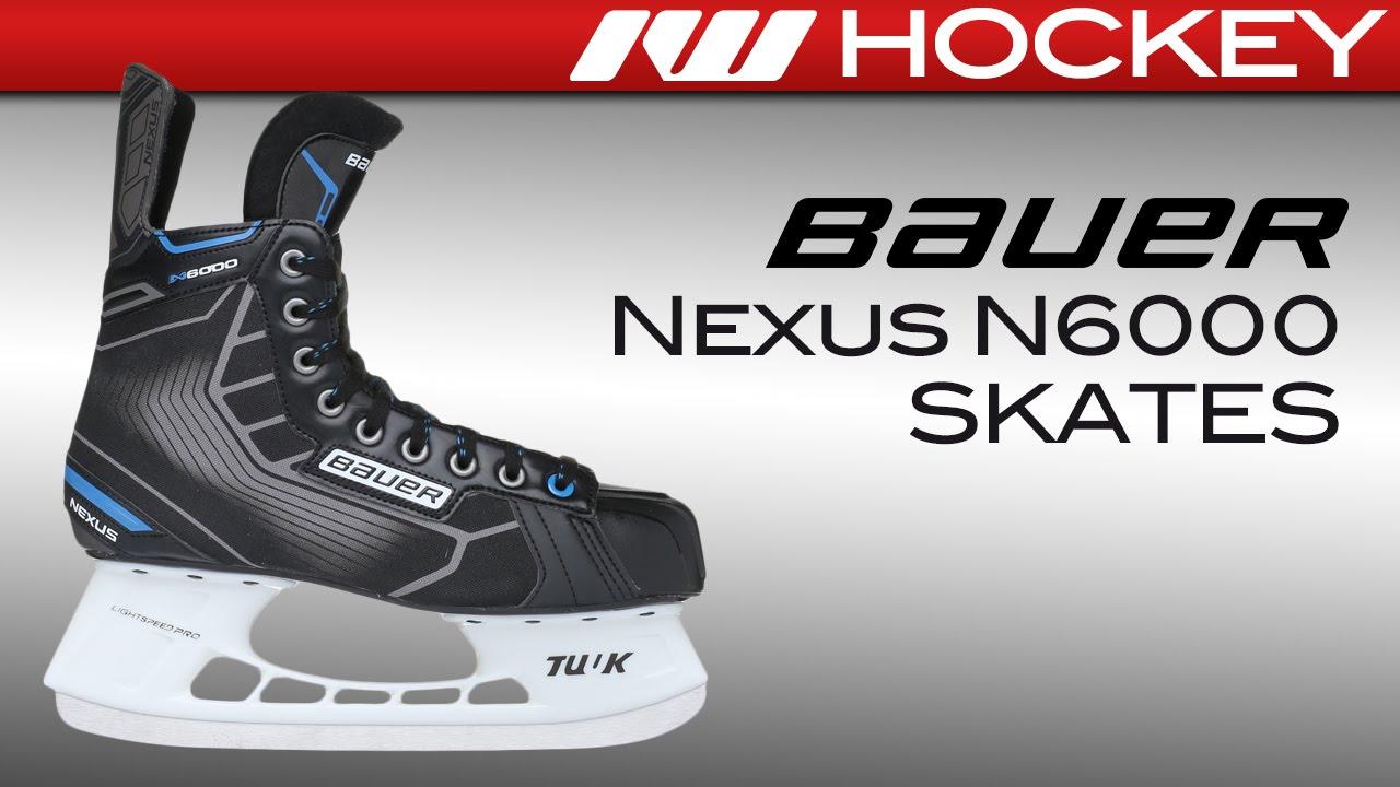 bauer nexus n8000 stick review