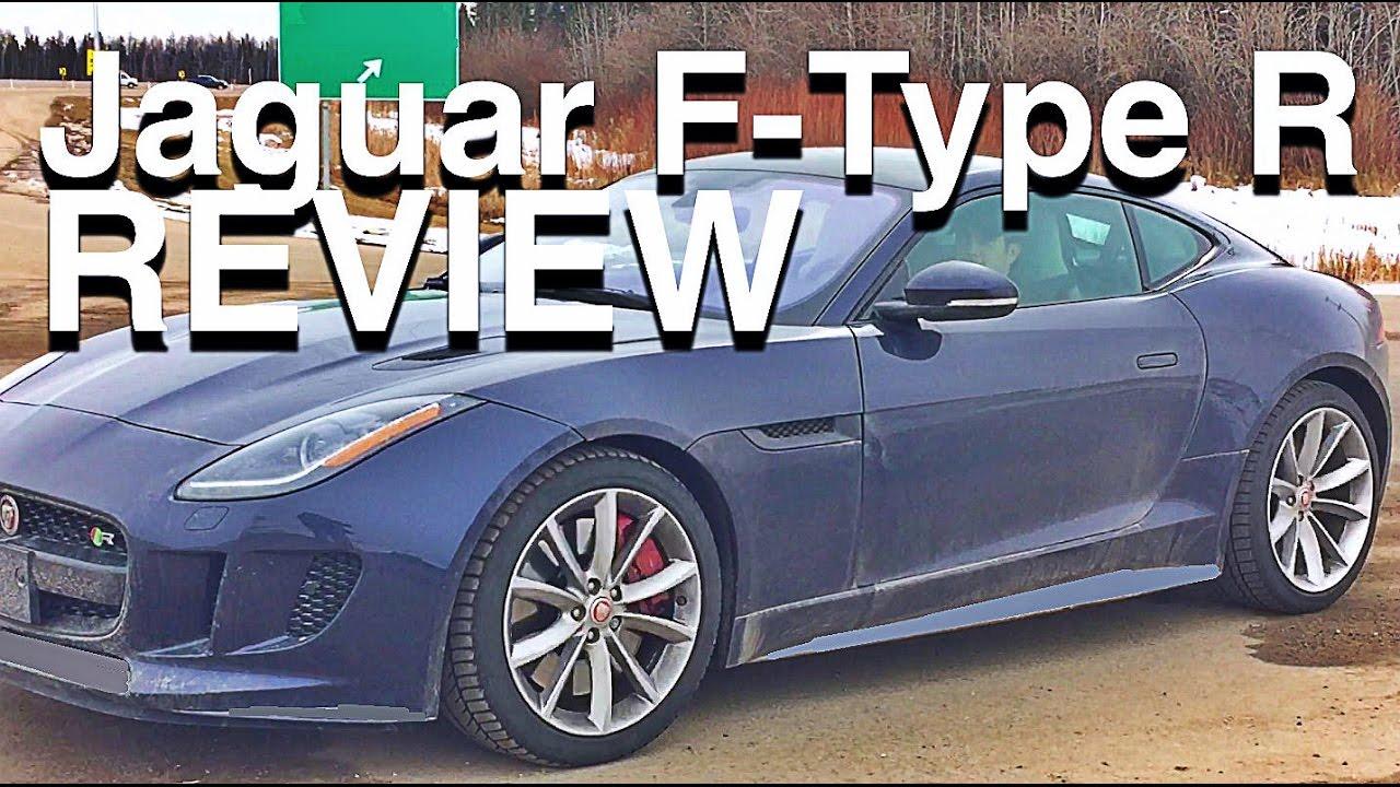 2017 jaguar f type r review
