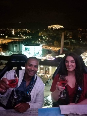 dinner in the sky athens reviews