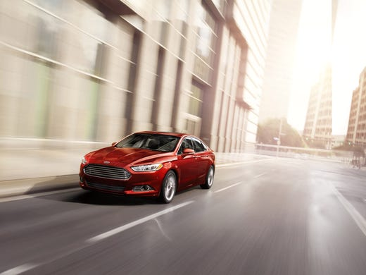 2014 ford fusion reviews consumer reports