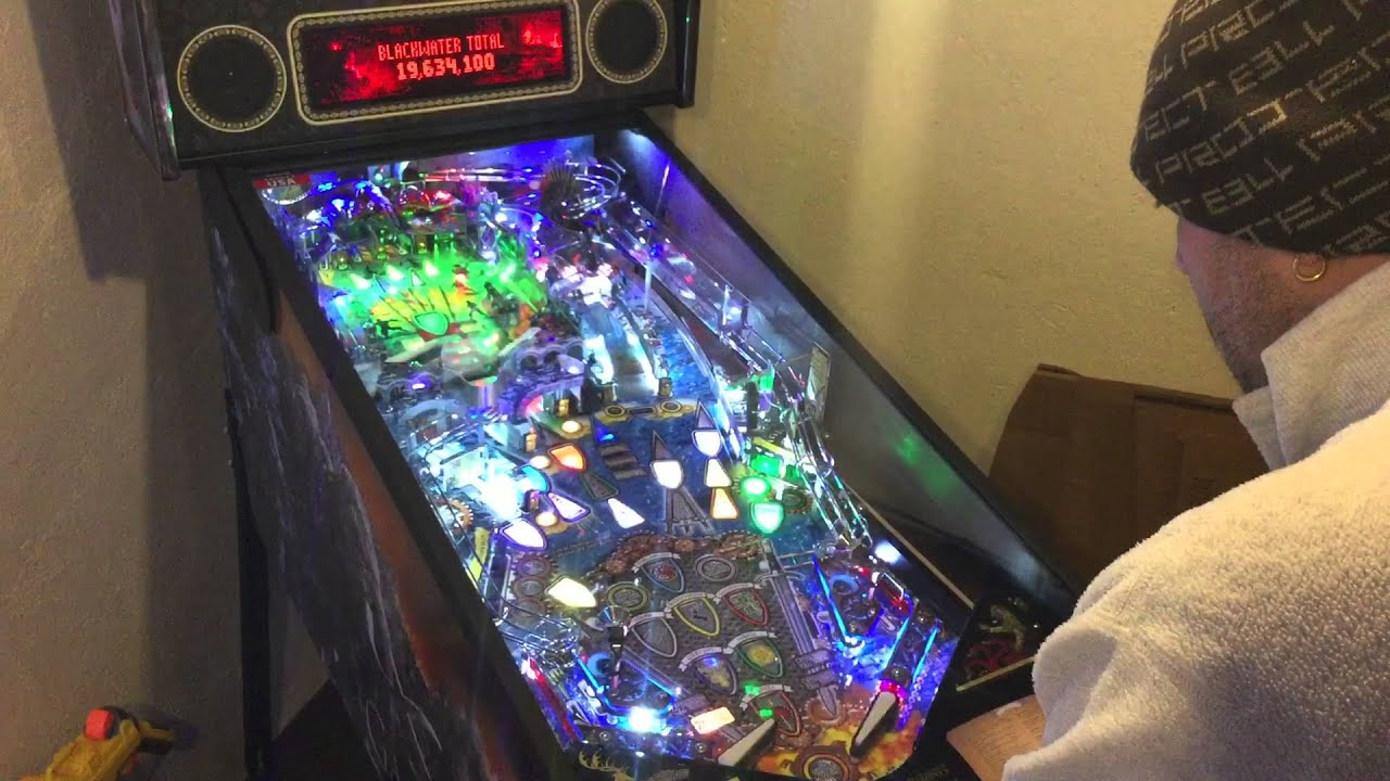 game of thrones pinball review