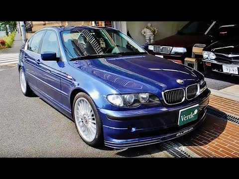 bmw alpina b3 3.3 review