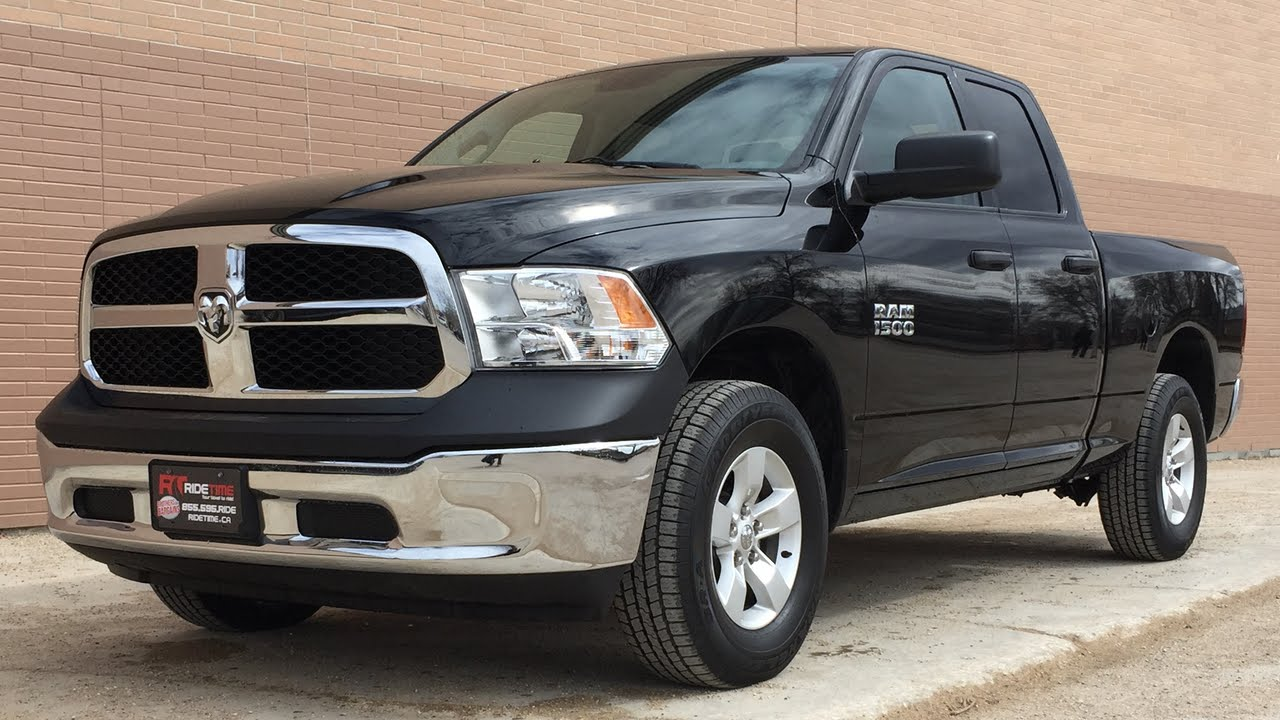2015 ram 1500 sxt 4x4 quad cab reviews