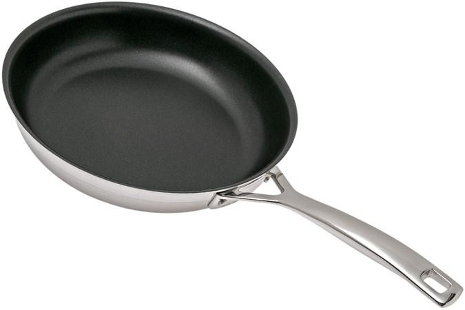 le creuset non stick frying pan review