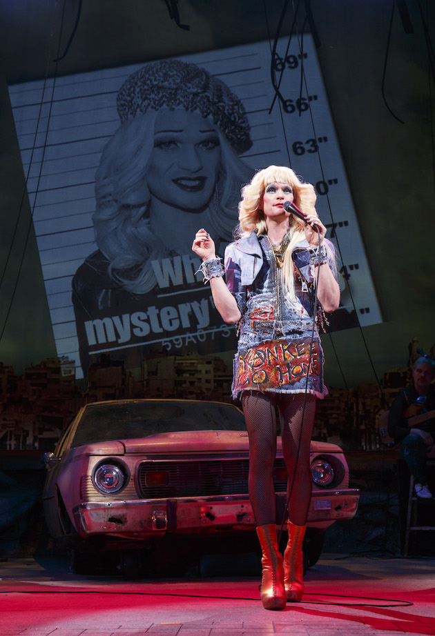 hedwig and the angry inch broadway review