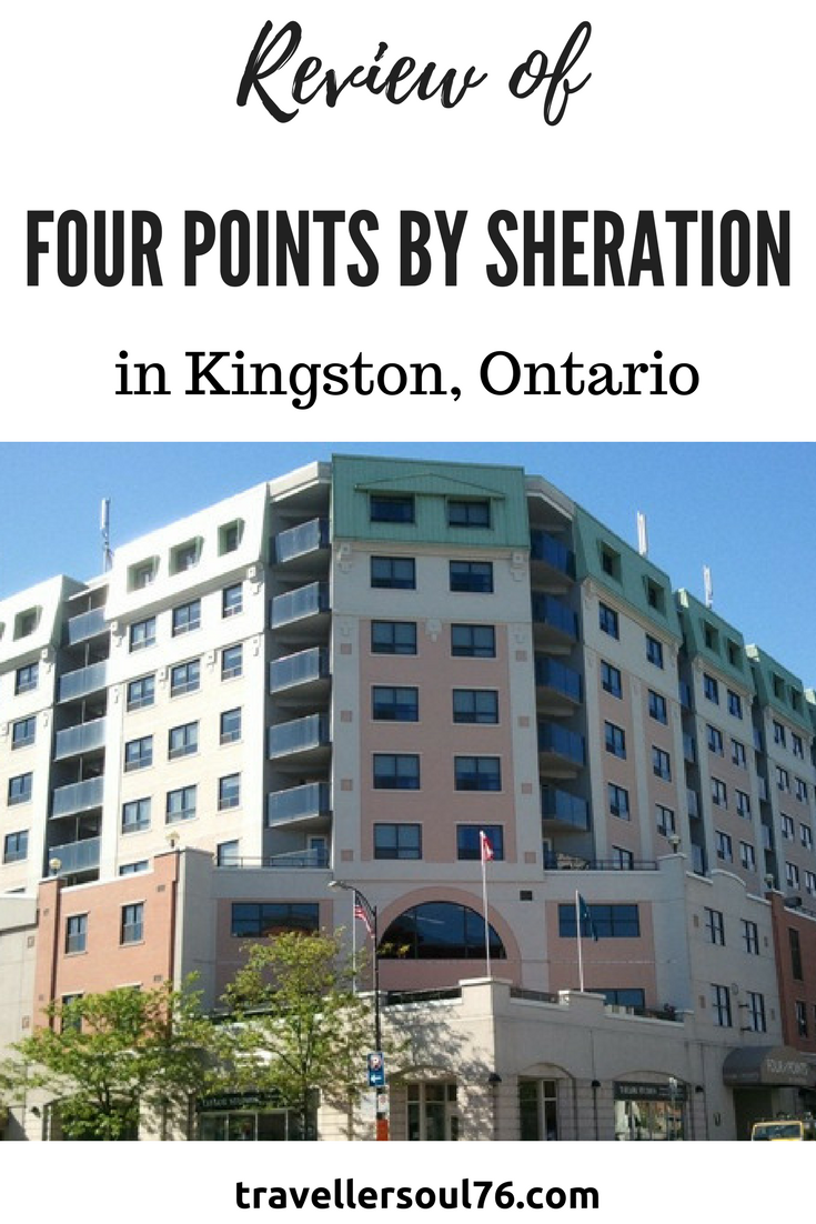 four points sheraton kingston reviews