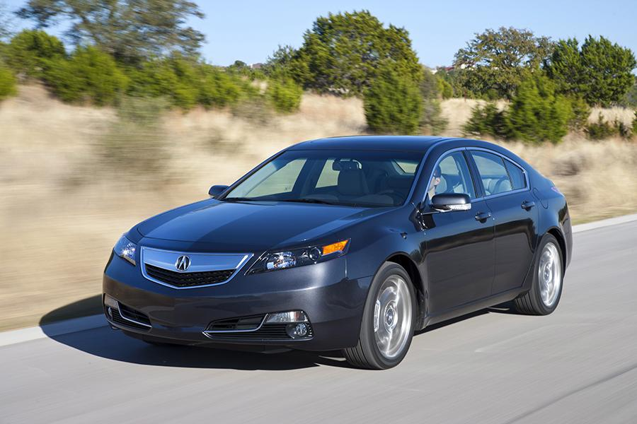 2013 acura tl review car and driver