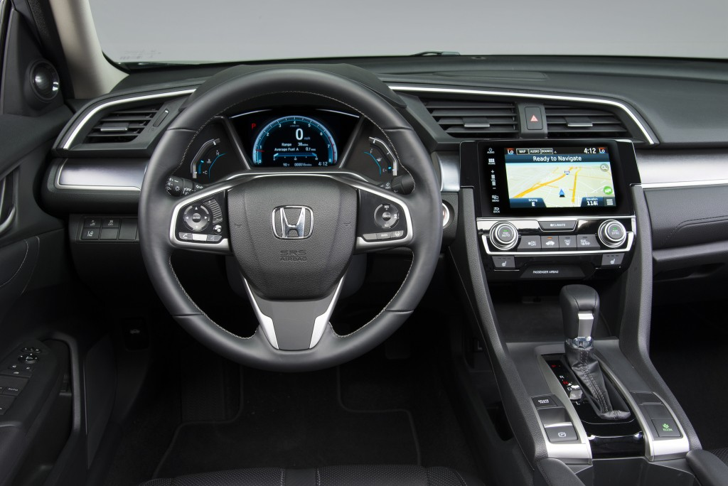 honda civic 2016 review consumer reports