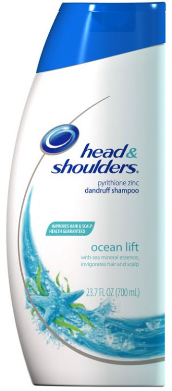 head and shoulders lavender review