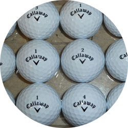 callaway cxr control 3 piece golf balls review