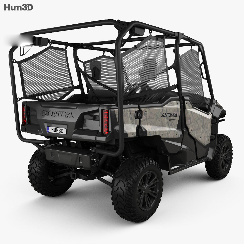 honda pioneer 1000 review forum