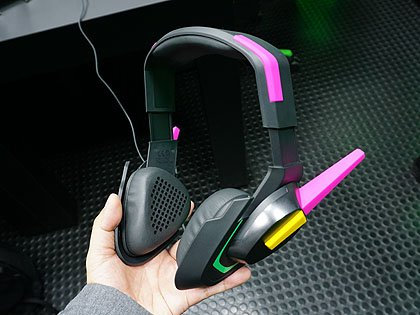 d va razer meka headset review