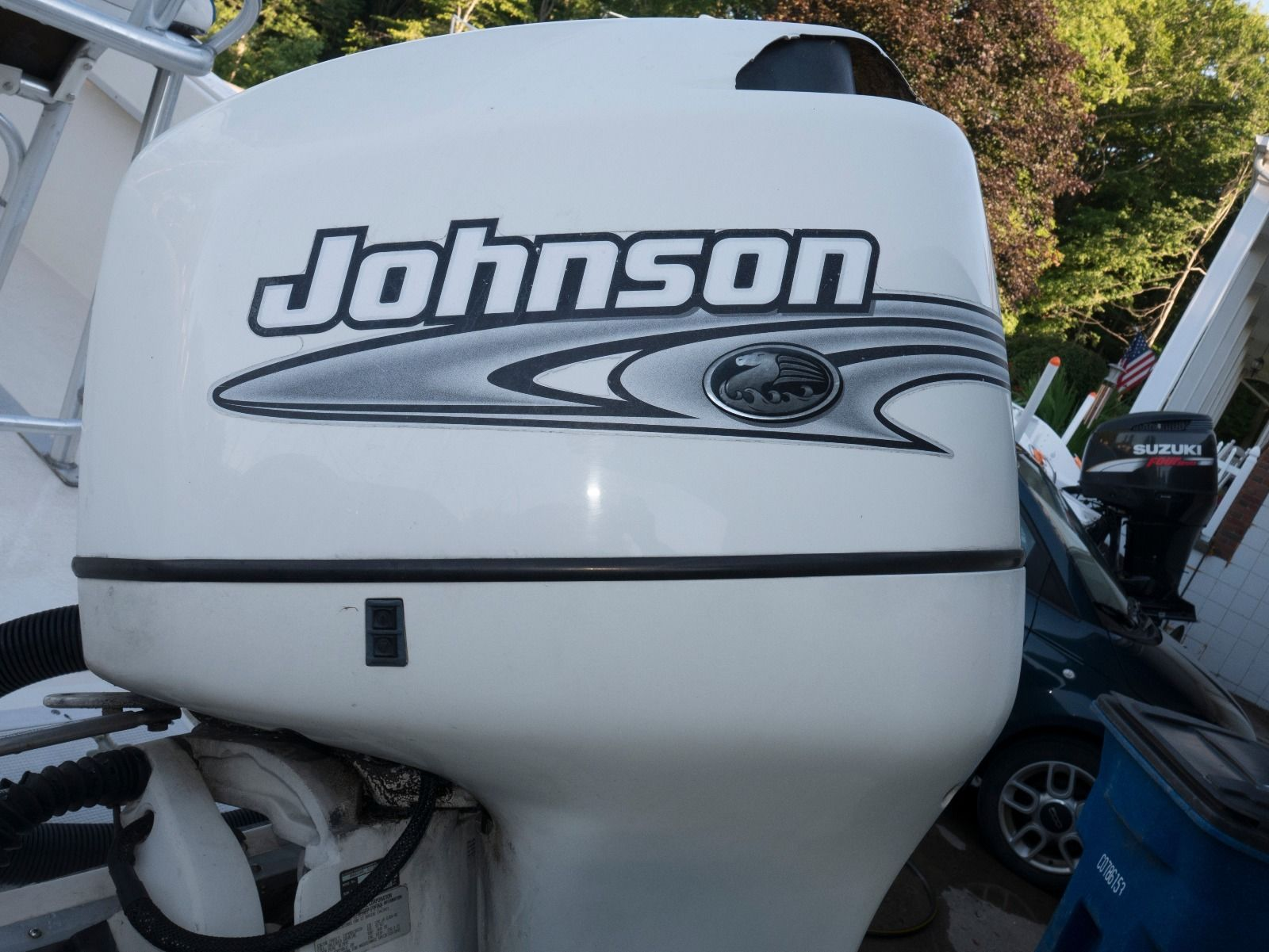 2001 johnson 150 outboard reviews