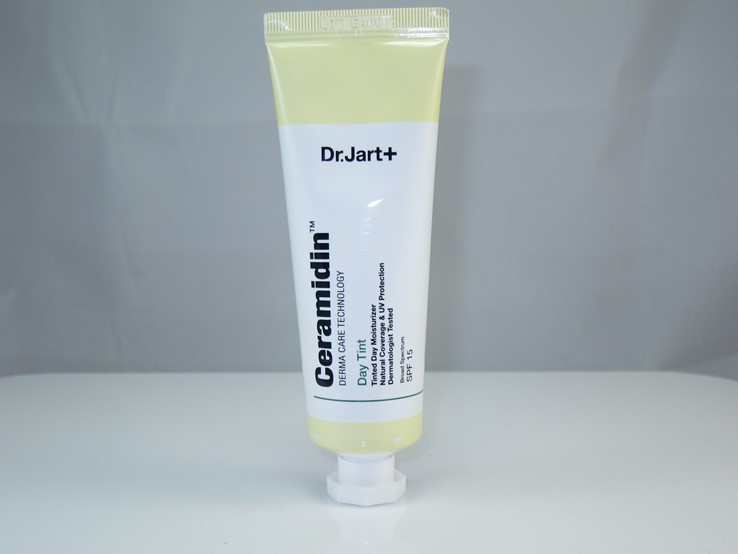 dr jart ceramidin light cream review