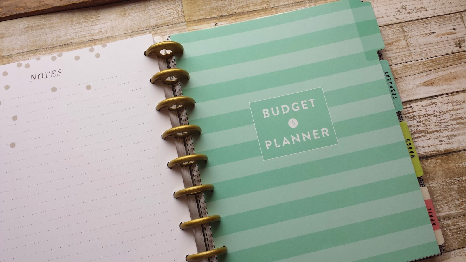create 365 the happy planner review