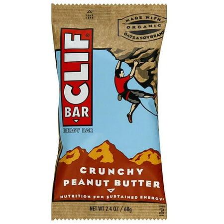 clif bar peanut butter banana review