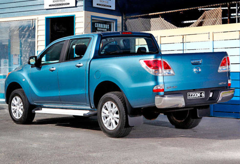 2012 mazda bt 50 review
