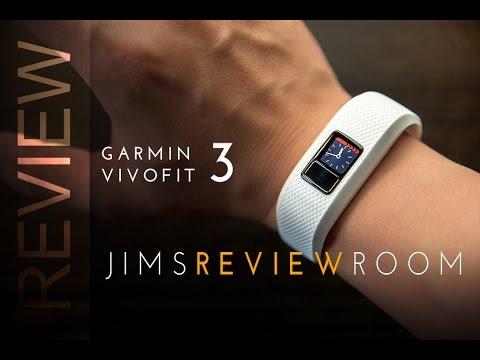 garmin vivofit 3 review 2017