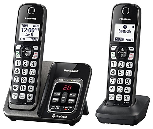 phones with answering machines reviews