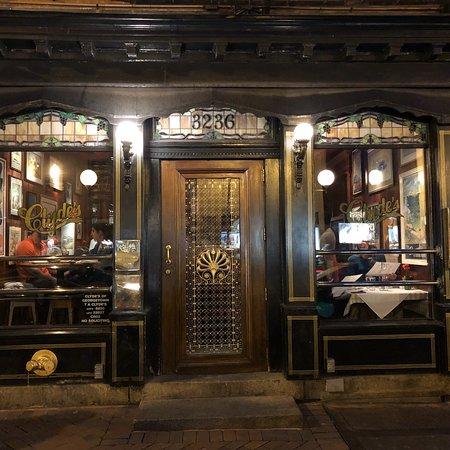georgetown washington dc restaurant reviews