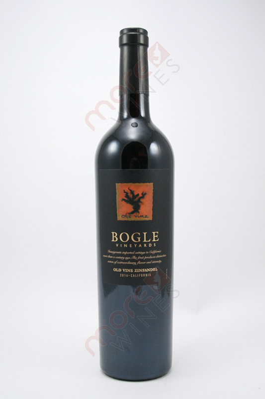 bogle old vine zinfandel review