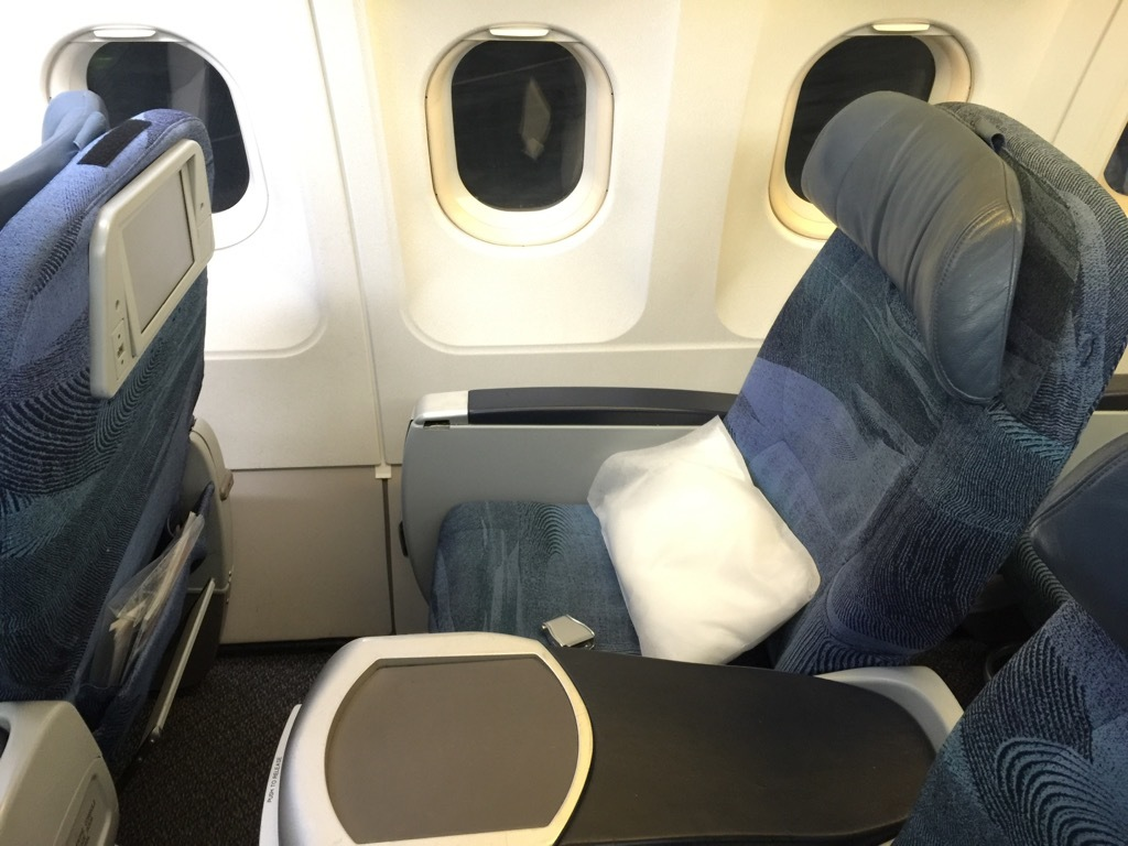 air canada a321 business class review