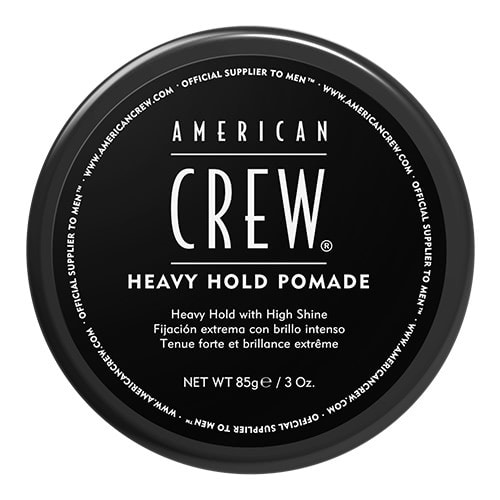 american crew heavy hold pomade review